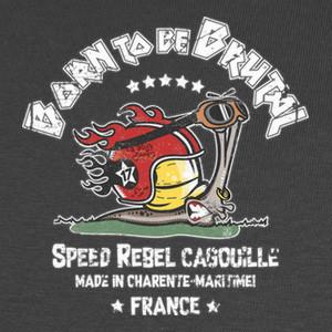 Cagouille Rebelle ou Rebel Snail