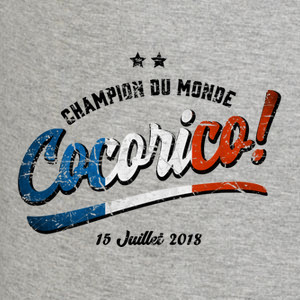 Cocorico Coupe du Monde 2018