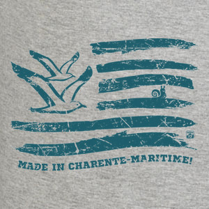Drapeau Charente Maritime