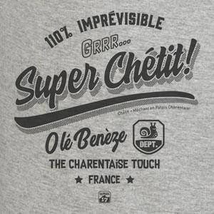 Super Chétit ou Chéti ou Méchant en patois charentais