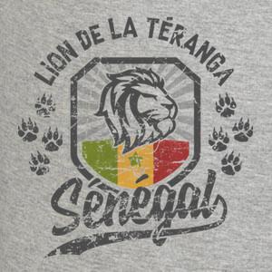 Sénégal Lion de la Teranga
