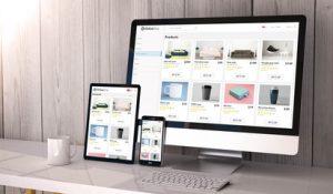 Boutique en ligne e-Commerce eCommerce